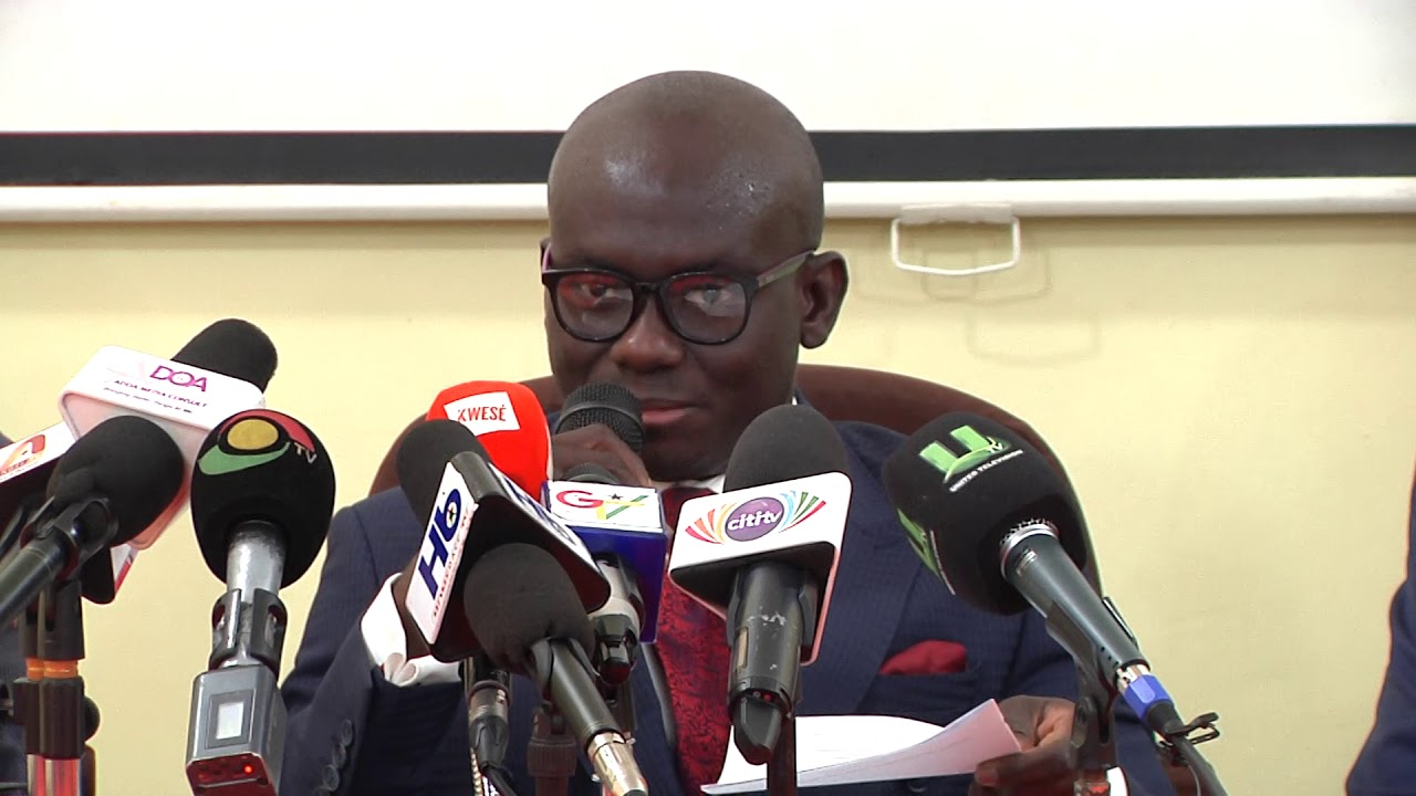 Produce report on Hussein-Suale - Attorney-General requests IGP