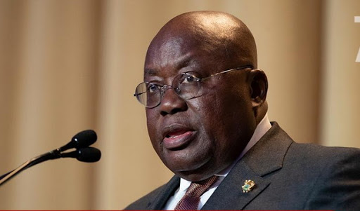 Akufo Addo Commissions National Security Ministry Building