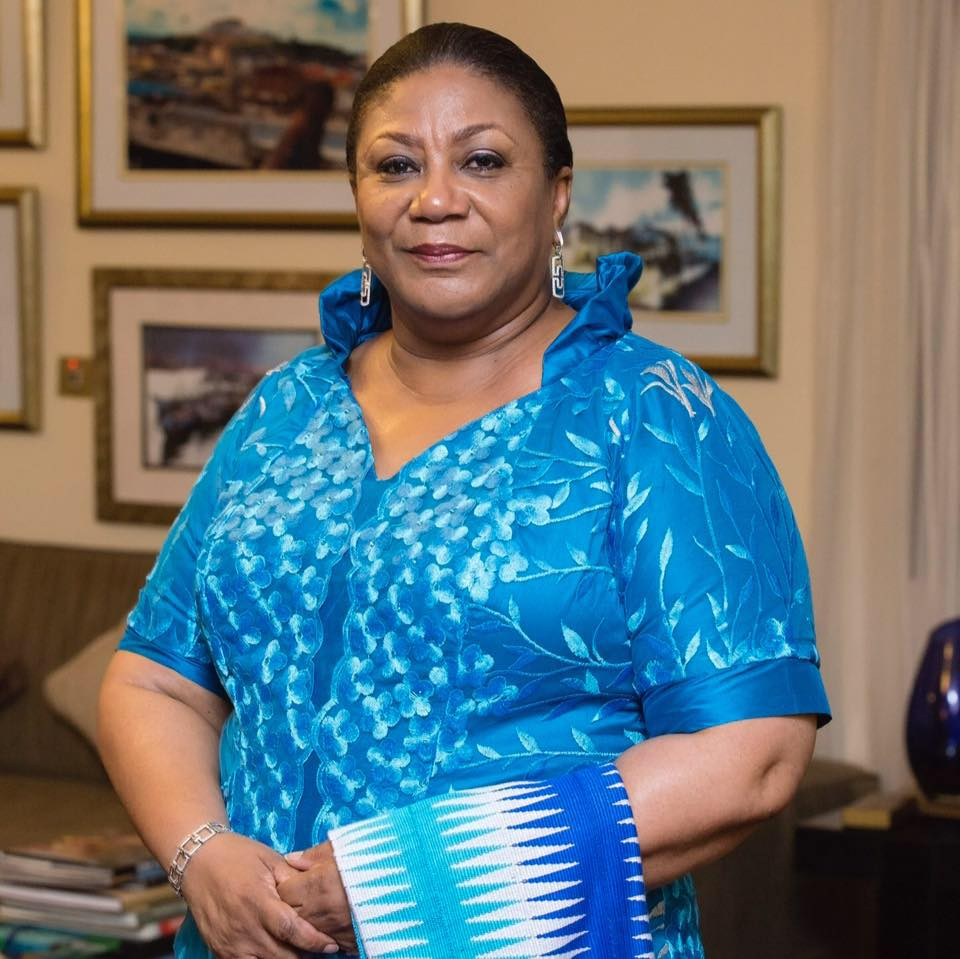 First Lady To Return Allowances Since 2017