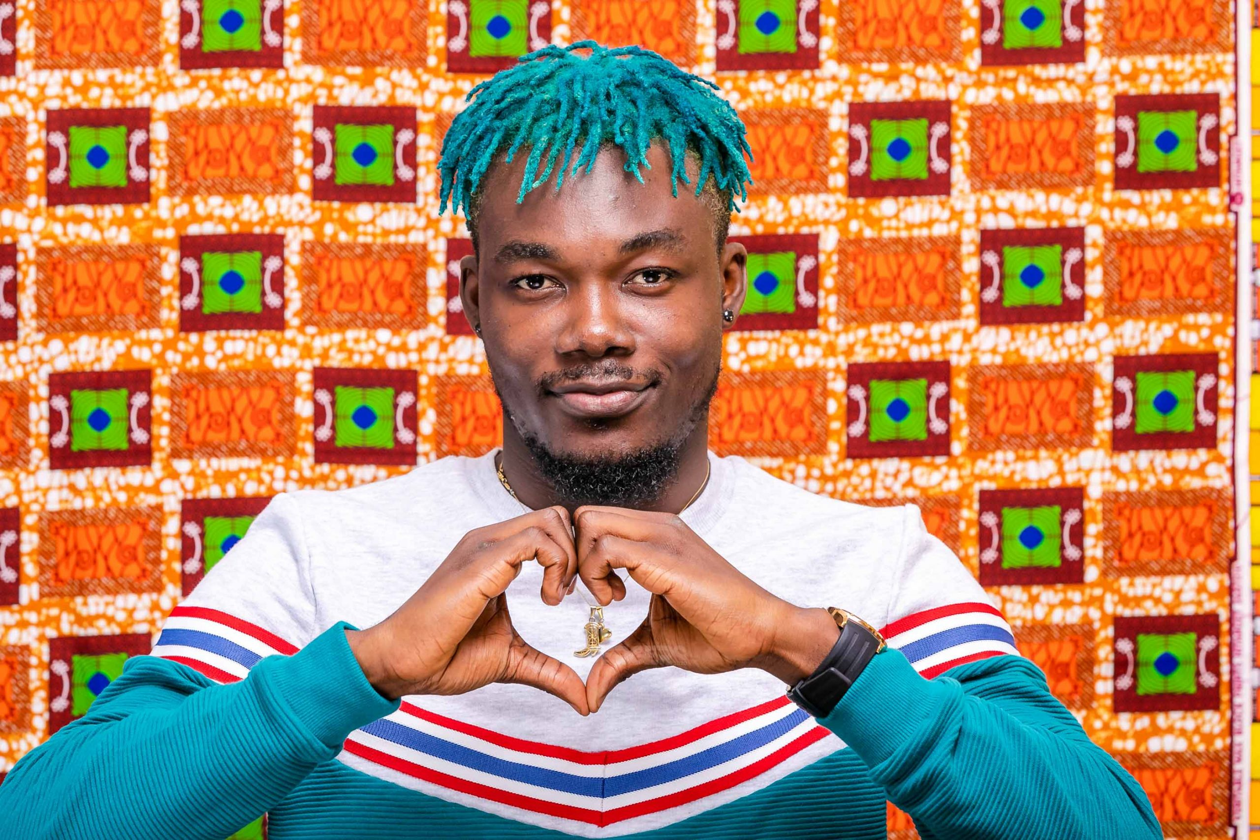 ''My Hairstyle Makes Me Unique and Special From Other Artistes'' – Camidoh