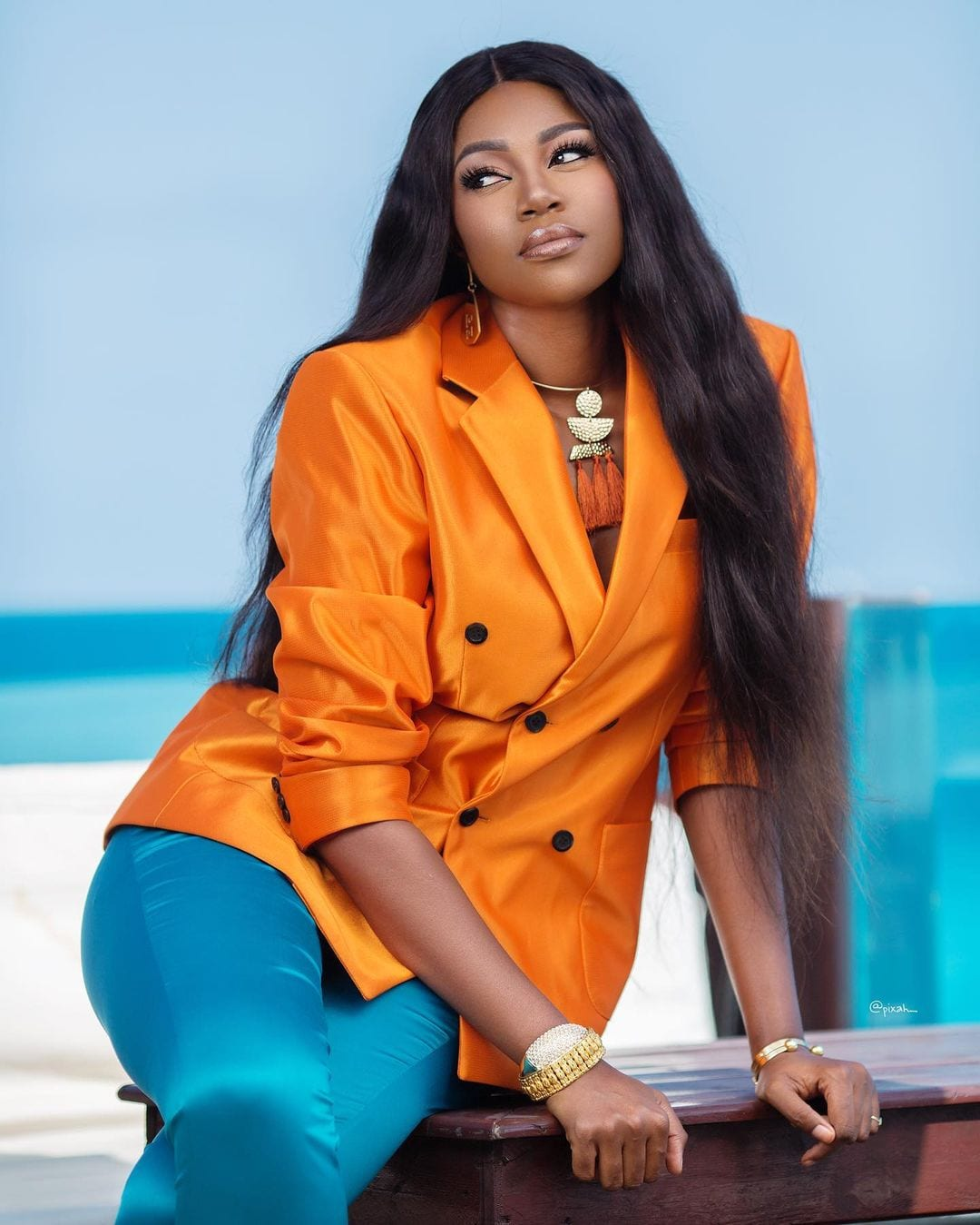 """""""Our Leaders Are Our CURSE!"""" – Yvonne Nelson"""