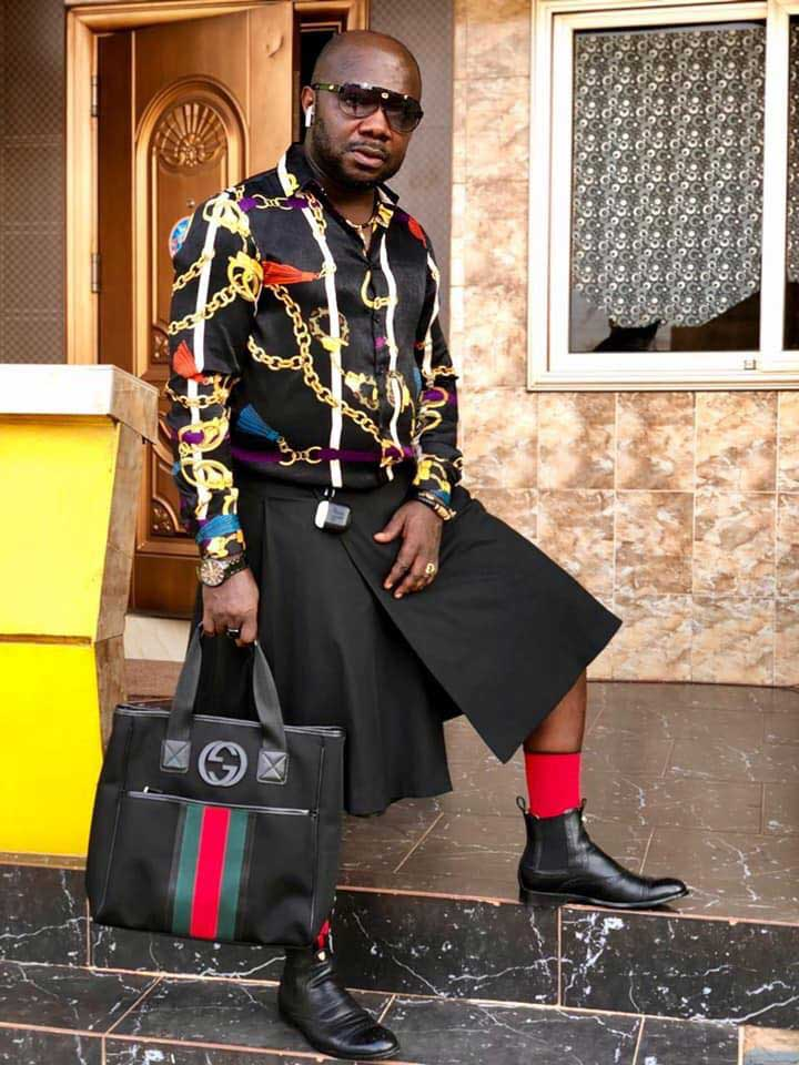 ''Ghanaian Celebrities Are Arrogant And Tremendously Bad In Dressing'' - Osebo