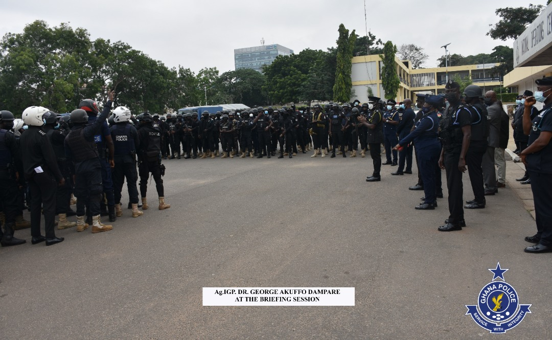 Acting IGP Commends Anti Armed Robbery Taskforce