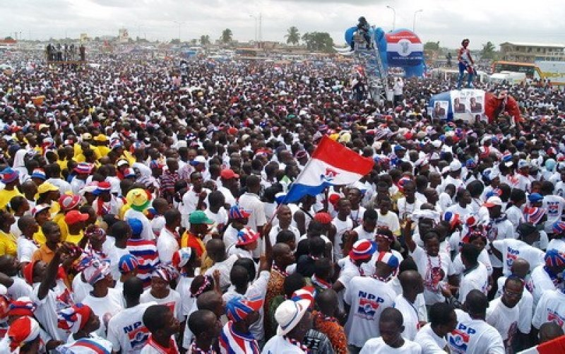 """Npp Youth Shames  """"Fix The Country"""