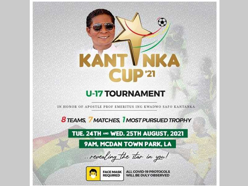KANTANKA CUP 2021: Liberty Babies Emerged As Champions Of Competition