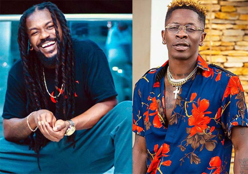 I Dare You To Drop A Hit Song - Samini Tells Shatta Wale