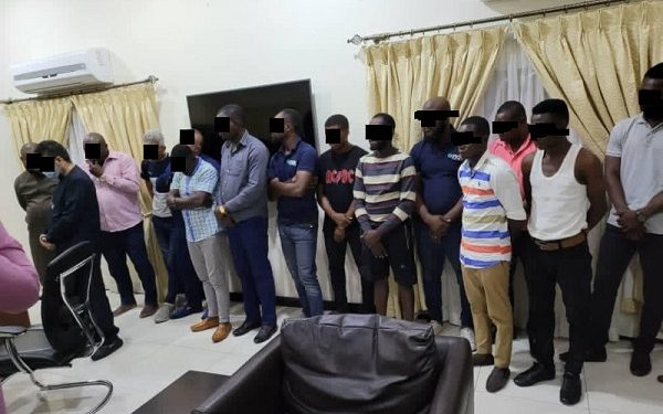 13 Member Gang Busted With Over $5 Million Counterfeit Currency